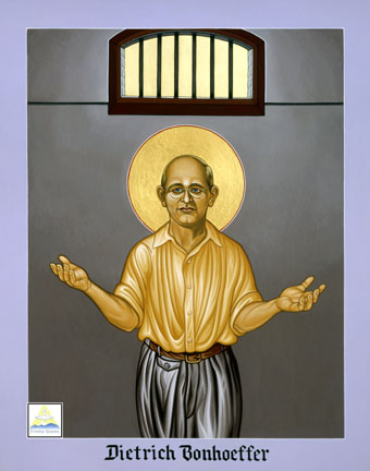 bonhoeffer icon