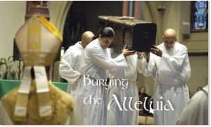 Bury the Alleluia