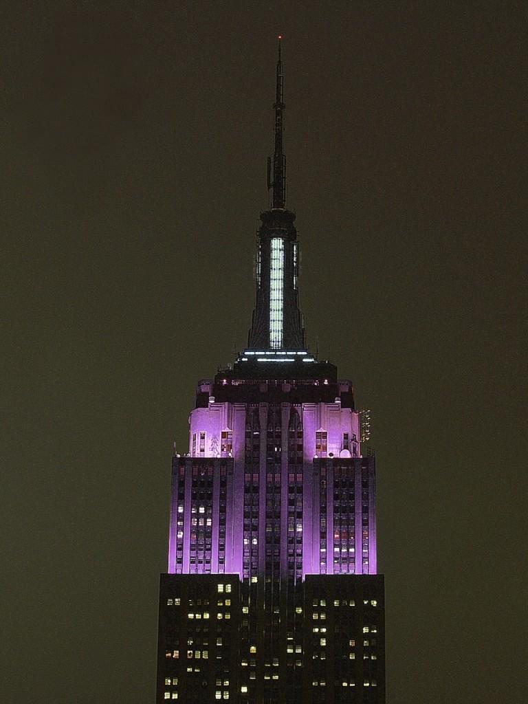 Empire State Purple