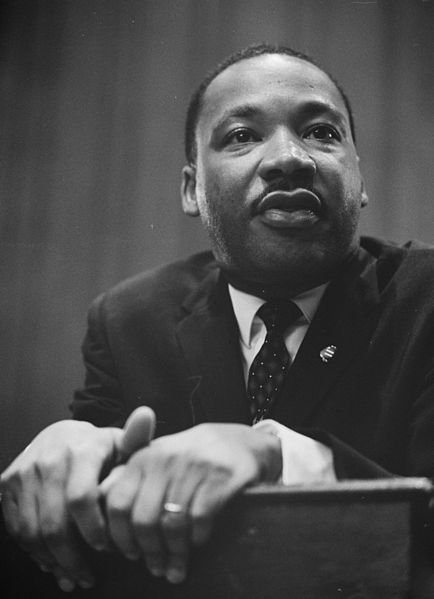 martin luther king jr protestant reformation Martin luther king cited natural rights and natural law as source  i last wrote on the martin luther and the protestant reformation  dr martin luther king, jr.