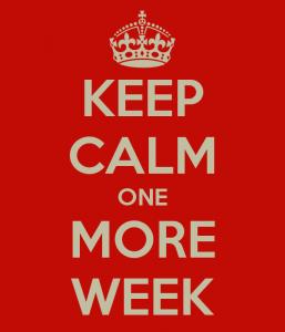 One More Week