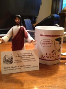 mug and jesus