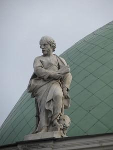 St._Catherine_Cathedral,_Luke_the_Evangelist,_Saint-Petersberg