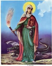 martha and dragon