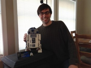When it comes to brackets, Adam is as efficient as a droid.