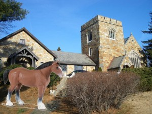st johns clydesdale