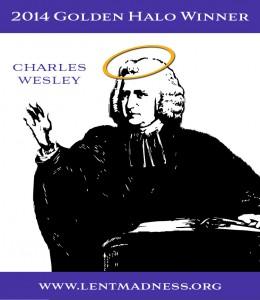 Charles Wesley mug