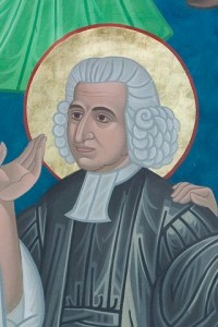 Charles Wesley, from St. Gregory of Nyssa Episcopal Church, San Francisco, CA