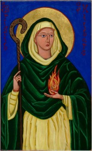 brigid-of-kildare-icon-from-blog-eternal-fire-in-uk-could-be-an-aidan-hart-icon