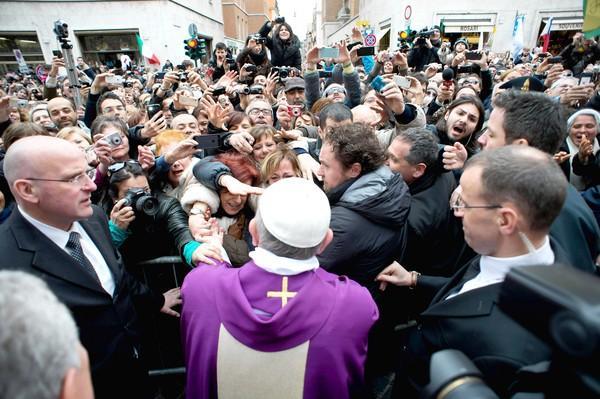 Pope in Purple