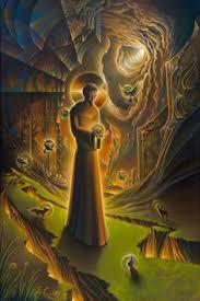 St. Francis mystic