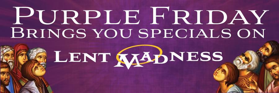 Purple Friday banner