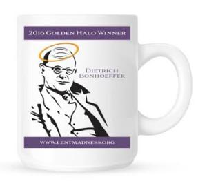 Bonhoeffer mug