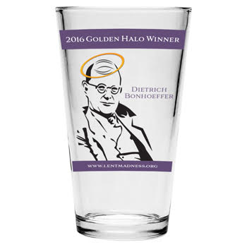 Dietrich pint glass