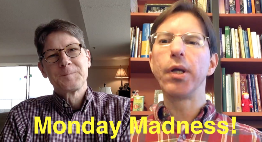 Monday Madness March 13 2017