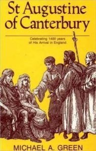 Book about St. Augustine of Canterbury