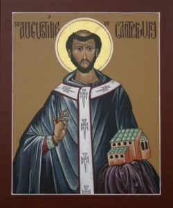 Icon of St. Augustine