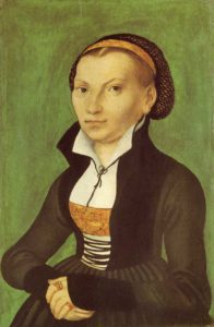 Katharina van Bora