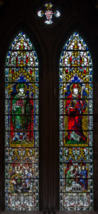 Wulfstan stained glass