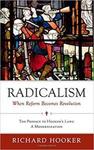 Book by Richard Hooker
