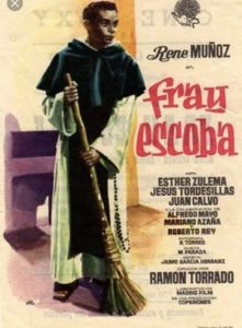 Friar Broom Movie cover