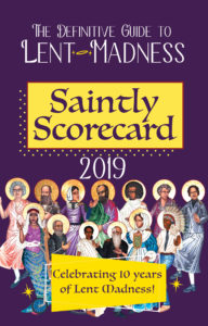 saintly scorecard cover