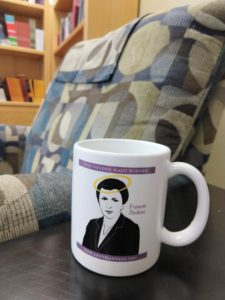 Frances Perkins mug