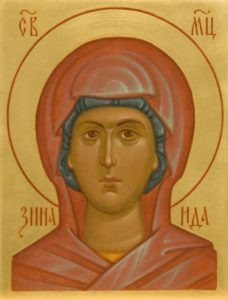 Zenaida Icon