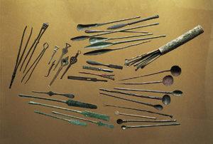 old medical instruments