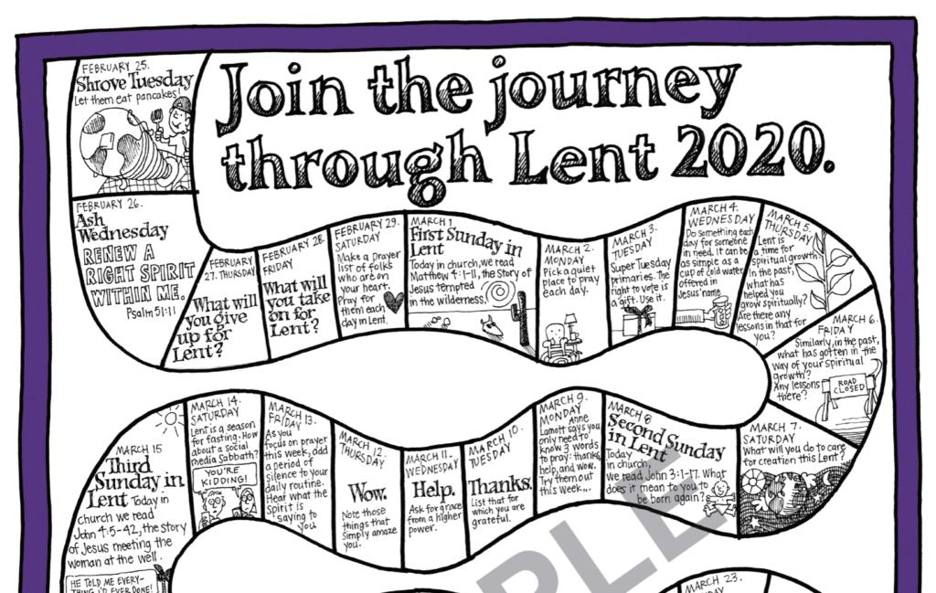 Join the Journey calendar sample