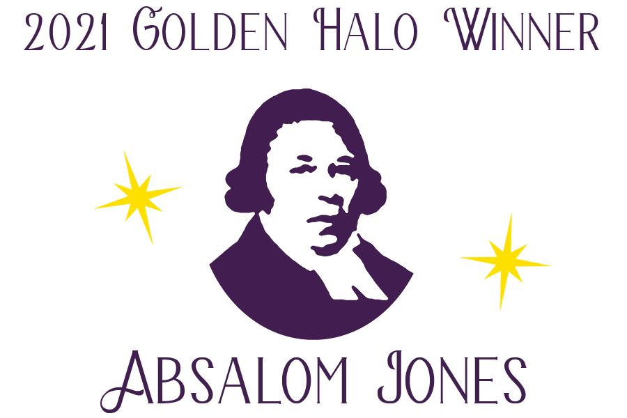 Absalom Jones banner