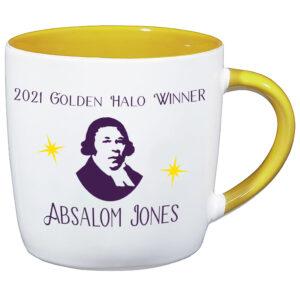 Absalom Jones mug